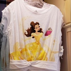 Disney Parks Belle Shirt